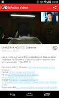Screenshot of El Rubius Vídeos
