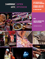 Screenshot of Cambridge Open Studios