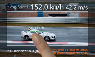 Screenshot of Smart Distance Pro