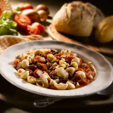 Tuscan Pasta and Bean Soup