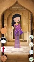 Screenshot of Makeup Girl Indian