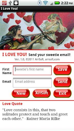 【免費通訊App】I Love You!-APP點子