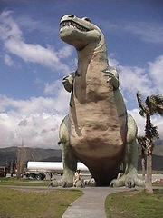 dinosaur dead