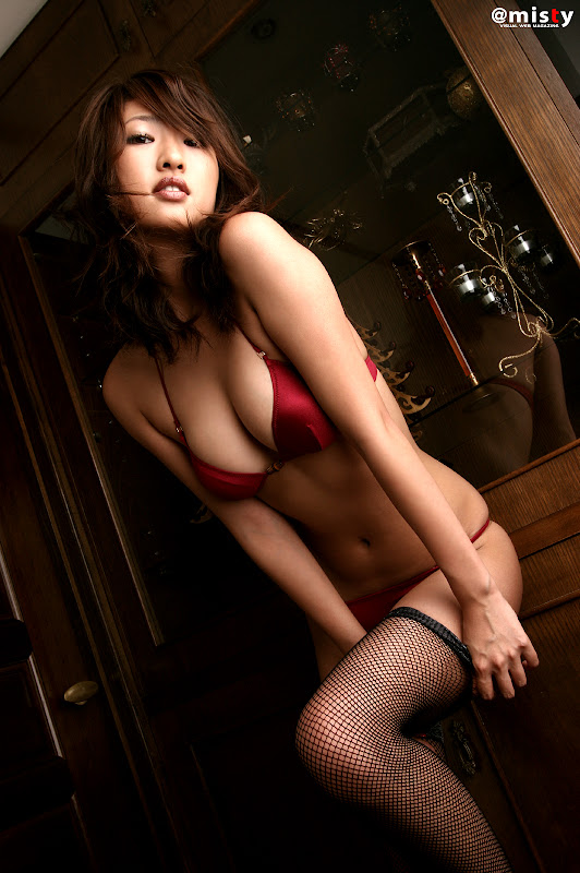 Sayaka Ando sexy japan idols