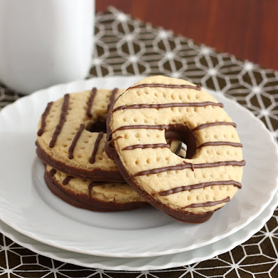 Fudge Stripe Cookies
