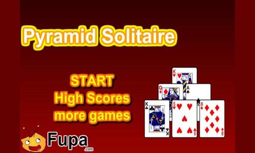 Pyramid Solitaire Premium - screenshot