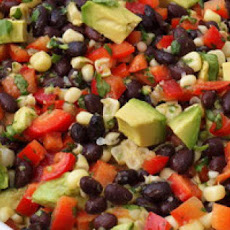 Black Bean Salad - from Mindy