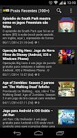 Screenshot of Mobile Gamer - Melhores Jogos