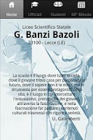 Screenshot of BanzApp