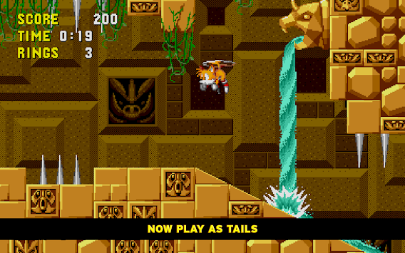 Sonic The Hedgehog apk screenshot