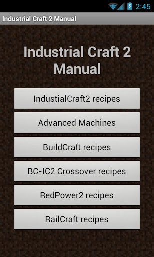 Tekkit Manual