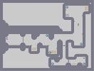 Thumbnail of the map 'Curvy hallway'