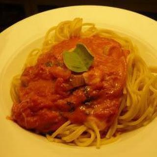 Tomato Creme Fraiche Pasta Sauce Recipes
