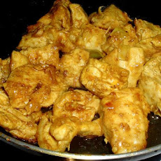 Cardamom Flavoured Chicken