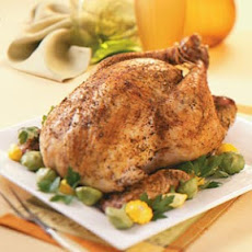Herbed Rubbed Turkey Recipe