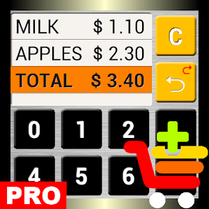 SHOP CALC Pro: Shopping List For PC