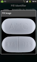 Screenshot of Pill Identifier by Health5C