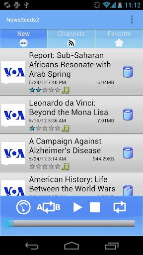 英語力UP:NewsSeeds2:VOAの最新ニュース対応