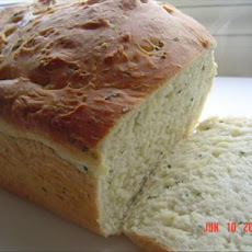 Sour Cream & Chive Bread (bread Machine)