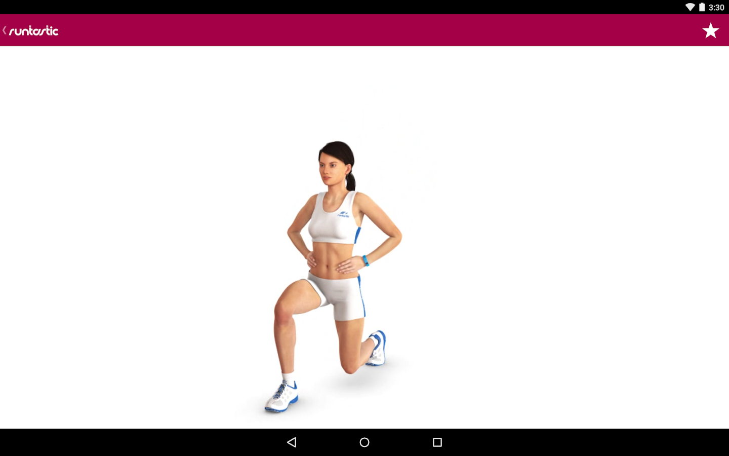 Runtastic Butt Trainer Workout Screenshot 11