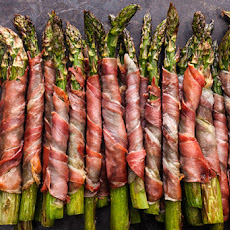 Crispy Prosciutto-Wrapped Asparagus Recipe