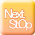 NextStop 降りる駅で教えてくれるアプリ icon