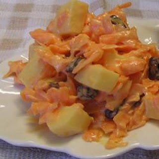 Carrot Raisin Salad With Vinegar Recipes