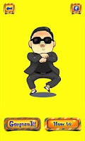 Screenshot of Gangnam Tutorial