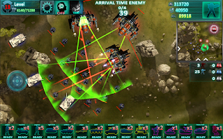 Screenshot of Strategy War: island