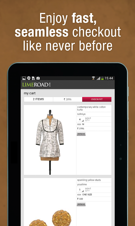 LimeRoad - Online Shopping Screenshot 13