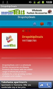 DropshipDeals.com - screenshot