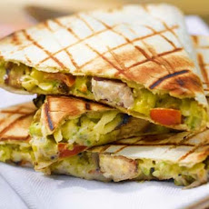 Chicken And Avocado Quesadilla