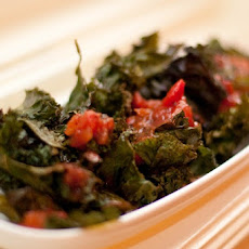 Basic Krispy Kale Chips