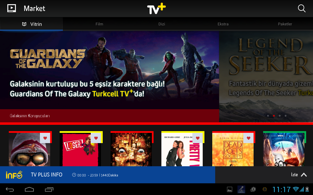 Turkcell TV+ Screenshot 3