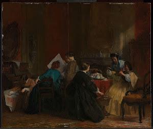 RIJKS: Jacob Spoel: painting 1868