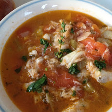 Hearty Sicilian Fish Stew