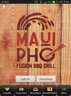 Maui Pho - screenshot