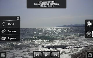 Screenshot of Photo Slides (Photo Frame) Pro