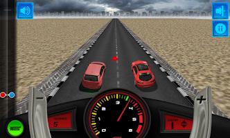 Screenshot of 3D Drag Race