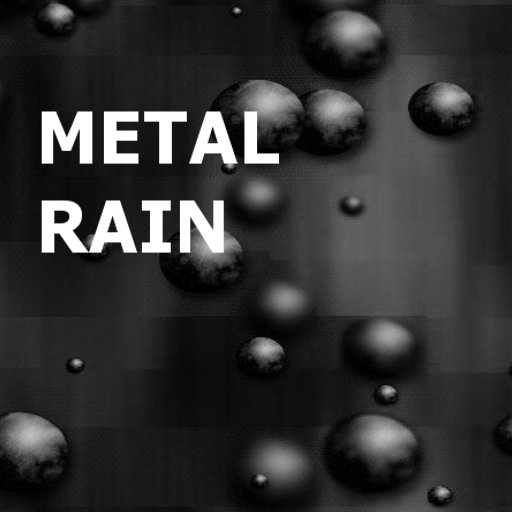Raining Metal Balls LWP 個人化 App LOGO-APP開箱王