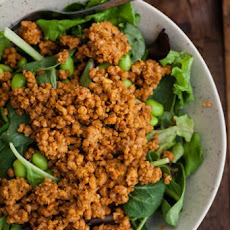 Buffalo Crumble Salad