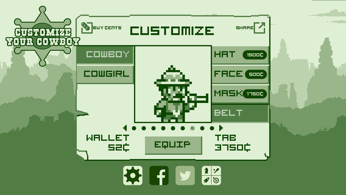 2-bit Cowboy Screenshot 12
