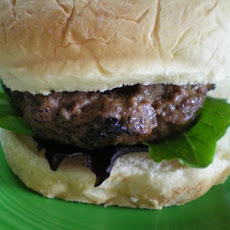 Spicy Broiled Hamburger Patties
