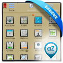 Go Launcher Theme Corkboard icon