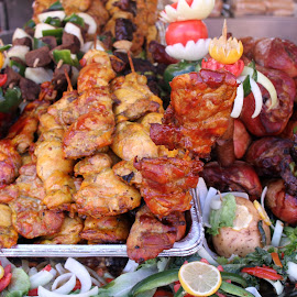 Grill Galore by Bernard Go - Food & Drink Meats & Cheeses