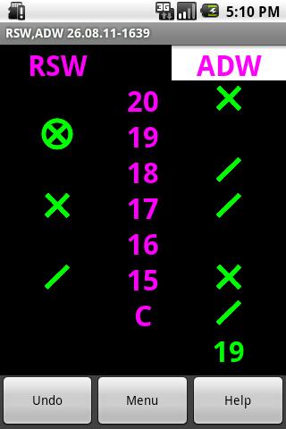 Cricket Scorepad Lite
