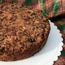 4 Ingredient Fruit Cake
