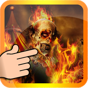 Ghost Rider Clown On Fire Lwp Free Android App Market