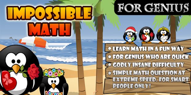 Impossible Math - screenshot