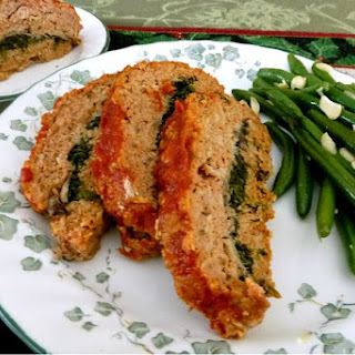 Turkey Meatloaf Oats Spinach Recipes
